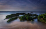 Ocaso playa Canavalle
